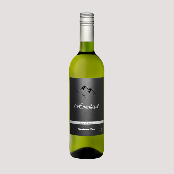 Himalaya White Wine - London best wine brand for asian cuisines