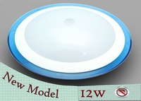 12W anti insect function with competitive price new model 3000K 6500K led ceiling light