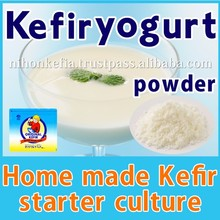 Healthy and Nutritious greek yogurt powder ( kefir starter culture ) with Natural made in Japan