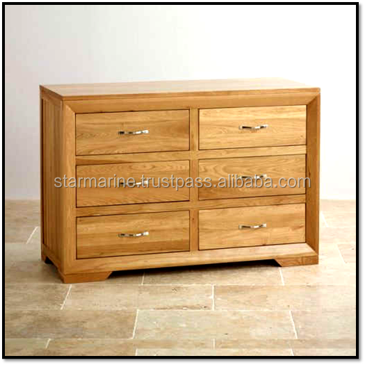 6 Drawer Chest BedRoom Furniture Made in Viet Nam