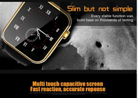 A9 Bluetooth Heart Rate Remote Camera Smart Watch For Android And IOS