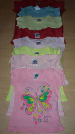 Kids T-shirt Made in Bangladesh (Original)