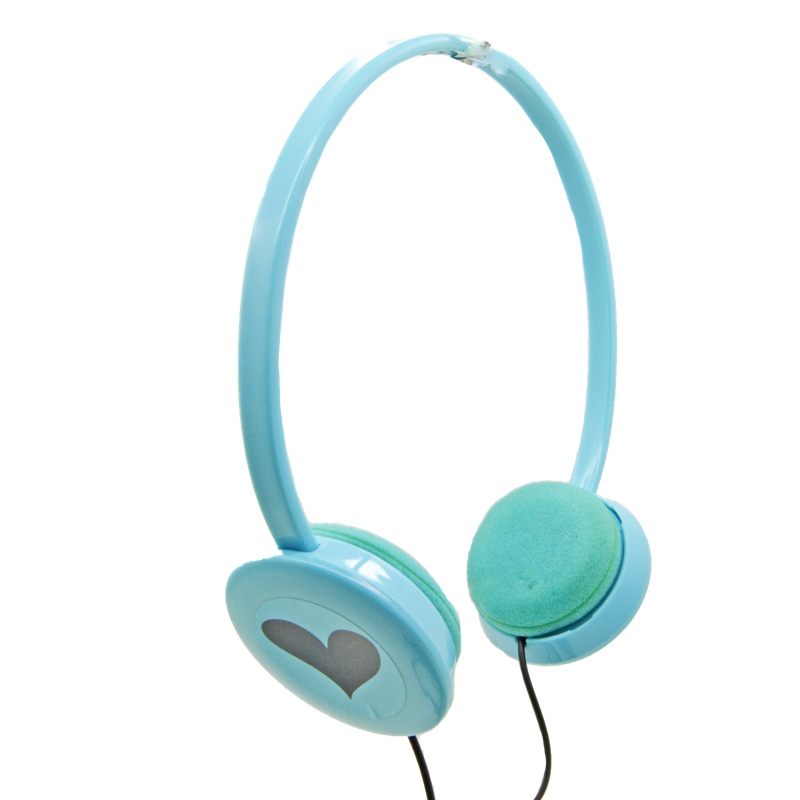 candy color light best-selling fashion children headphone