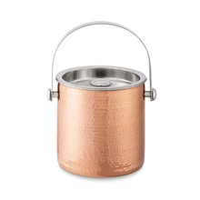 copper/stainless steel ice bucket/Copper ice bucket 1L Wine Cooler