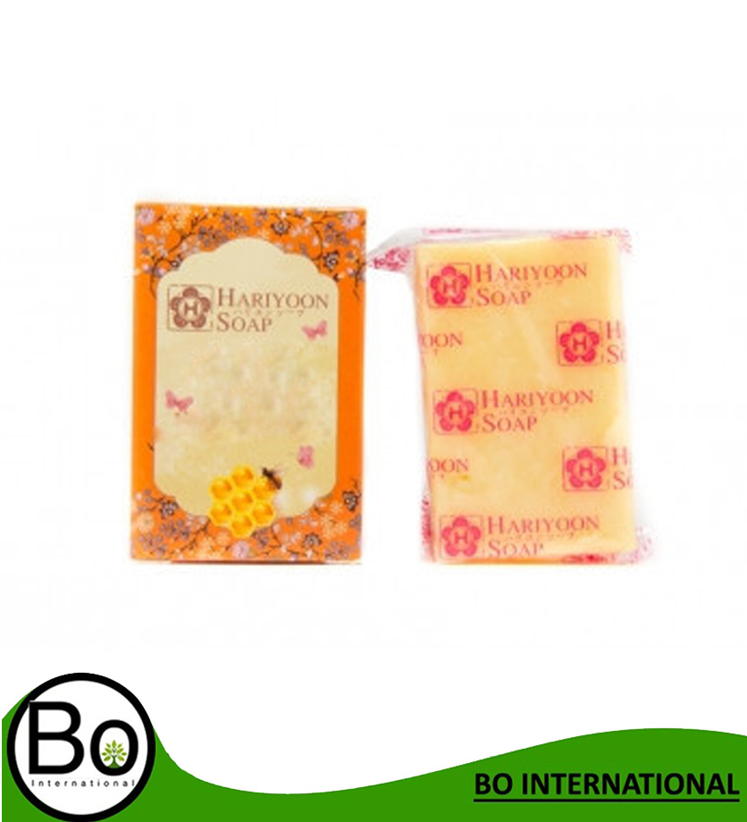 Hariyoon Honey Tamarind Turmeric Soap 70g