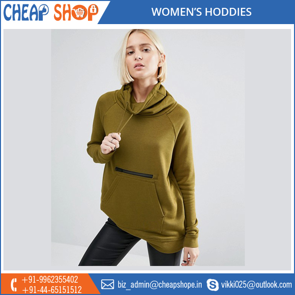 Popular in Demand Women's Active Long Sleeve Hooded T shirt 005 Available at Reasonable Rates