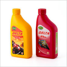 Plastic petronas lubricant HDPE bottle can container- Duy Tan Plastics Vietnam-Skype: thao.huynh55