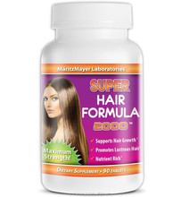 Super Hair Formula - Contract Manufacturer Supplements in USA