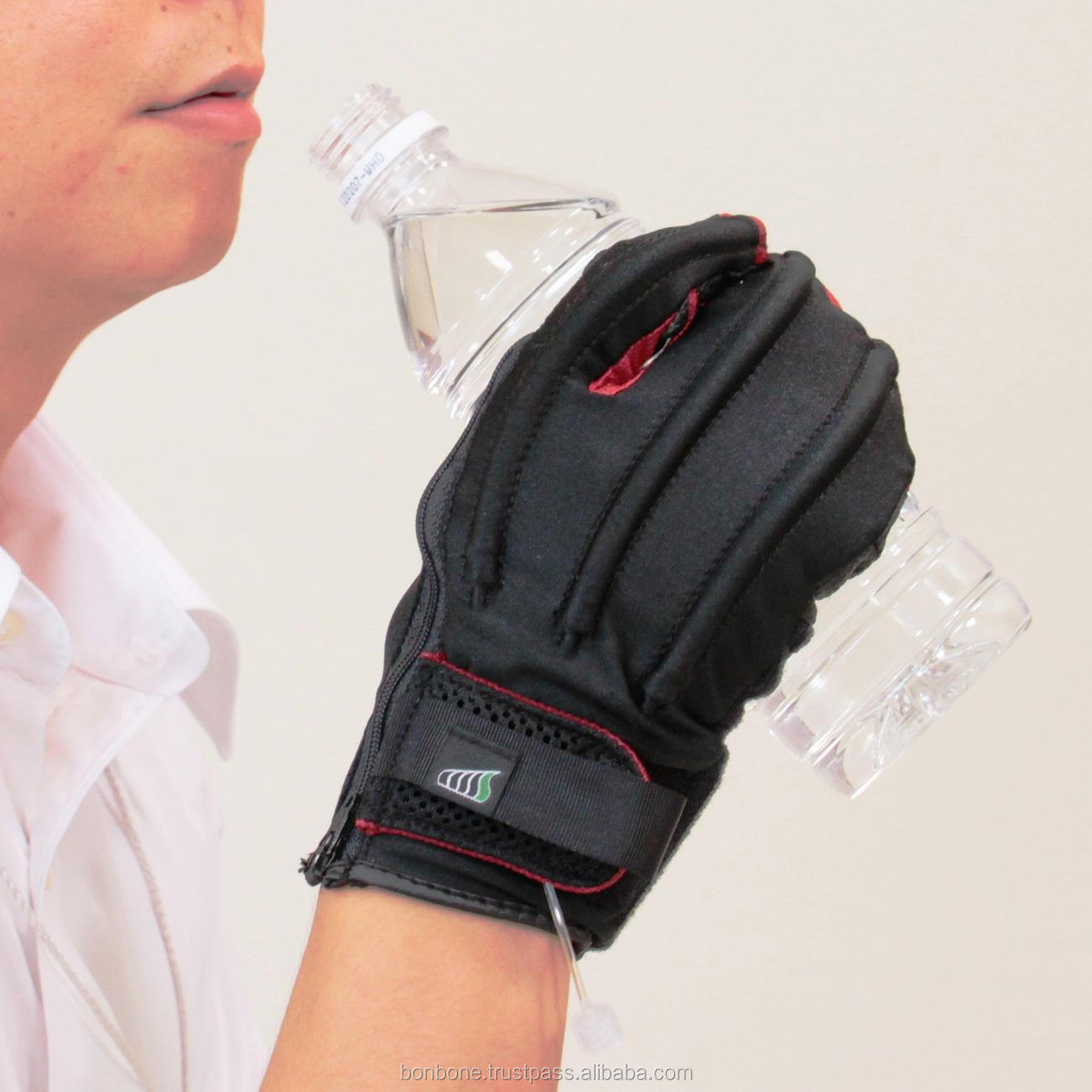 hand prosthetic, artificial hand, prosthetic, Made in Japan