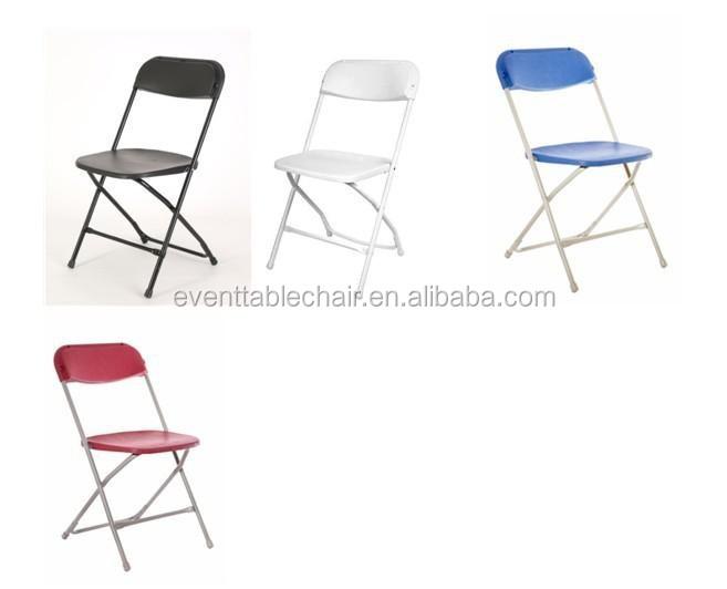 Pl stico utilizado sillas plegables para la venta sillas for Sillas de escritorio walmart