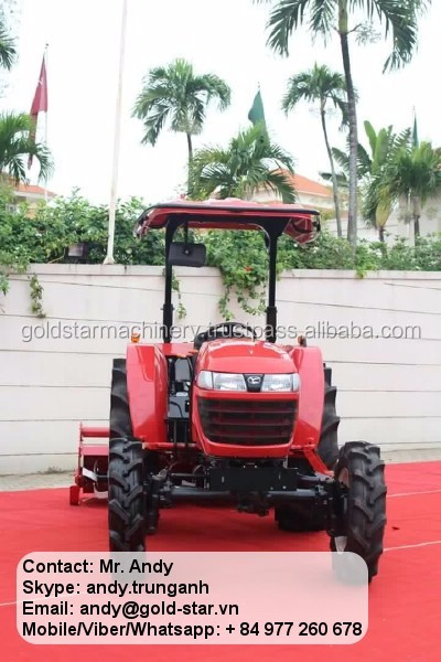 FARM USAGE 4WD NEW YANMAR TRACTOR EF494T
