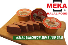 Halal Luncheon Meat 150 gram