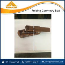 Unmatched Quality Wooden Folding Geometry Box for School