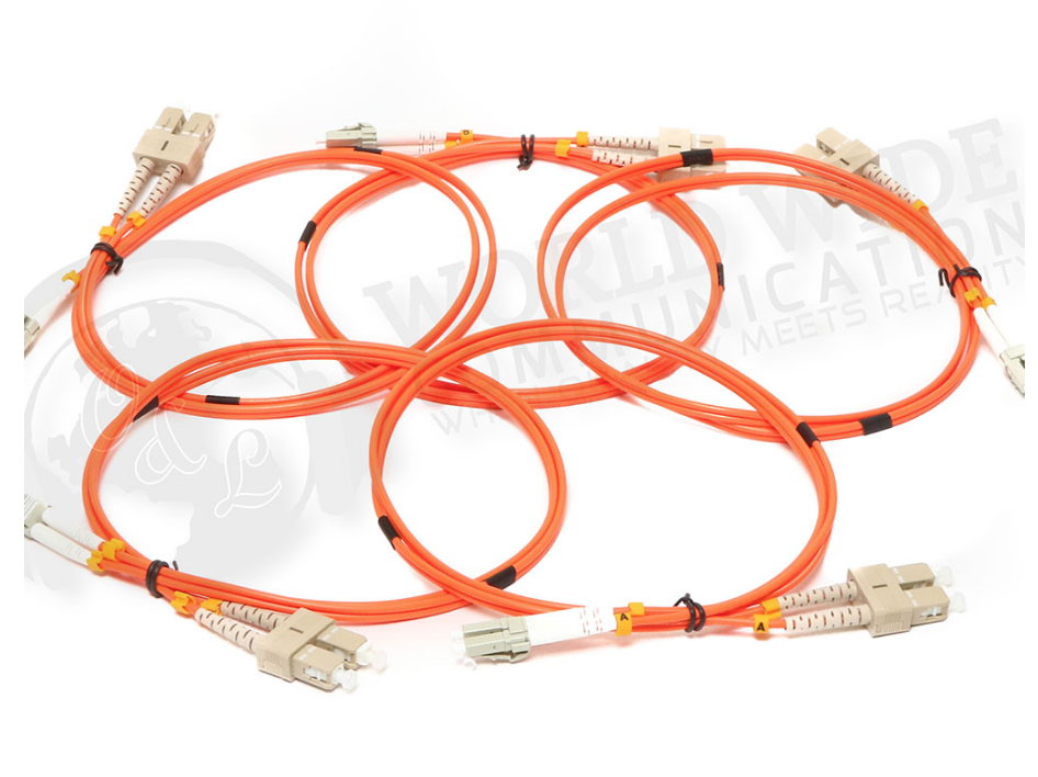 BUNDLE OM1 MULTIMODE CABLES SC/SC, LC/SC-Israeli Cutting Edge Technology