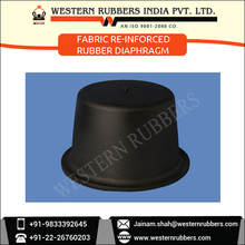 High Grade Fabric Reinforced Rubber Diaphragm with Competitive Pricings Worldwide