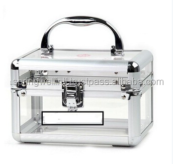 Transparent Acrylic Make up case