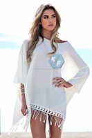 Wholesale Beach cover up swim cover up sexy 2016 pareos Women Clothing,Swimwear & Beachwear