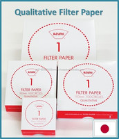Reliable laboratory equipment testing Qualitative Filter Paper for analysis ,100% cellulose