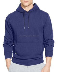 High Quality Custom 100% Cotton Plain Hoodies for Men, Custom Cheap Blank Hoodies