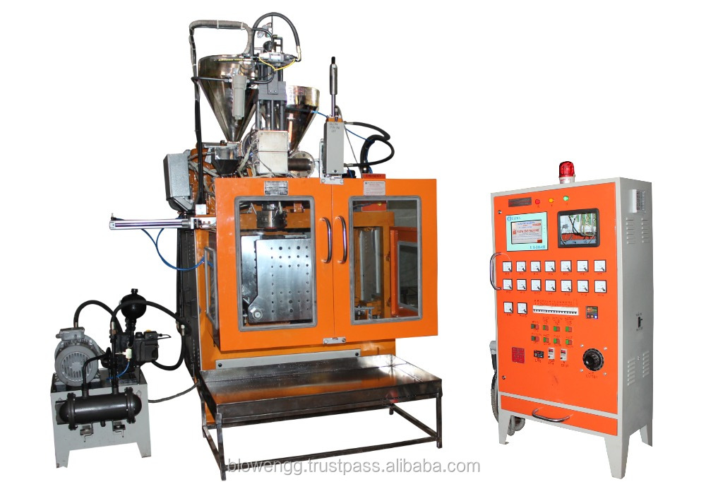 5 Ltrs. Multi Layer blow molding machine