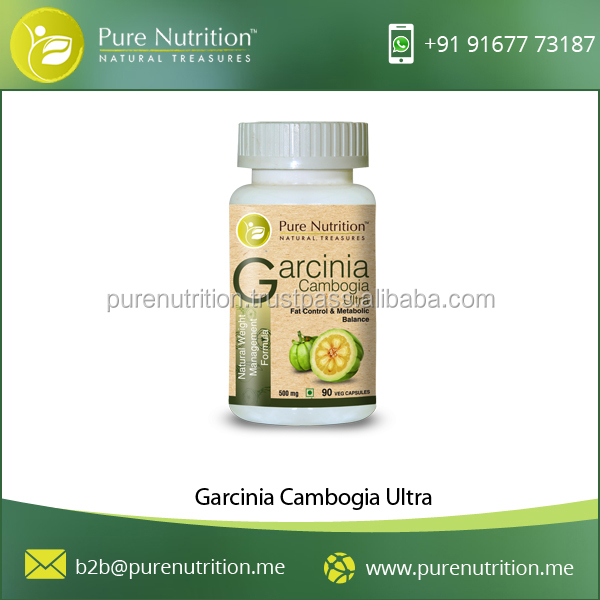 Garcinia Cambogia Ultra for Weight Management