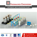 User Friendly Easy Operated Automatic Batch Blending Plant