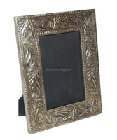 Antique Metal Picture Photo Frame for Home Decor F-12160