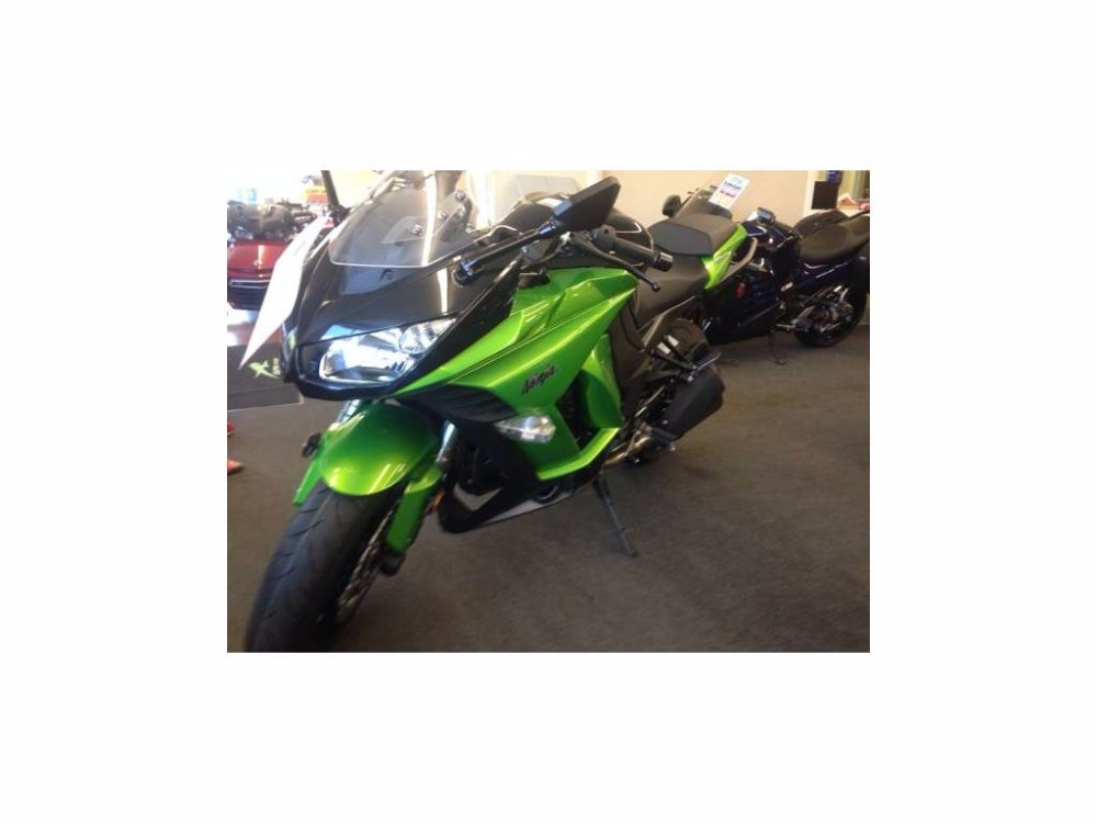 NEW 2012 Kawasaki Ninja RACING MOTORCYCLE