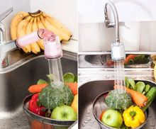 KP-305 /Kitchen Plus Sink Head / Kitchen Faucets / Water Saving // Chlorine removal / Rust & Lime Removal /KNTeC