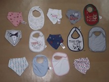 CHILDRENS BIB BRANDED EXPPORT SURPLUS AND STOCKLOT