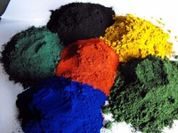 Different color pigment powder iron oxide