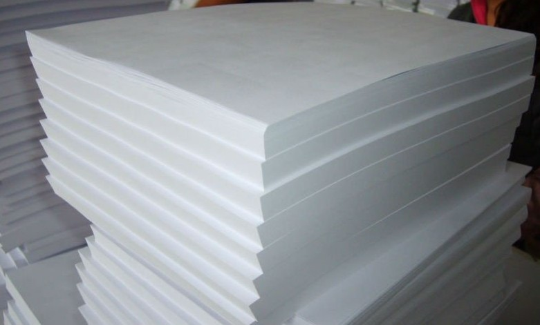 White 70 75 80 GSM A4 Paper Copy Paper from Thailand