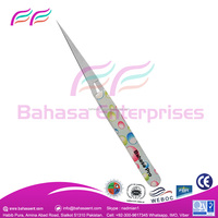 ESD anti-static stainless steel tweezers for computer repair tools, Eyelash Extension Tweezers,