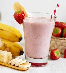 Banana and strawberry Mixx flavor