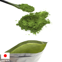 Convenient flavoured instant powder drink green tea with catechin for beauty