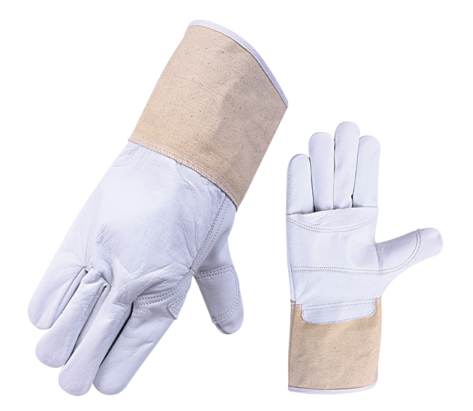 Welding special gloves hand protection