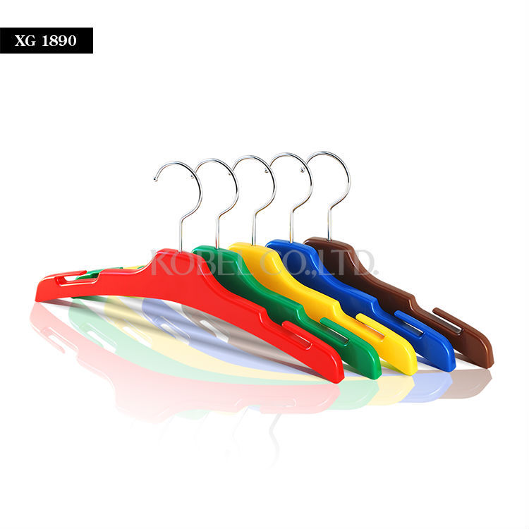 Japanese Beautiful Finished Plastic Hanger for turkey wholesale children clothes XG1890-k0081 Made In Japan Product