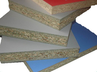 33mm,38mm,44mm,54mm thickness soild particle board for door core use for dubai market