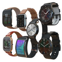 Discount for smart watch android / Bluetooth / ios / full hd / camera / stainless lether / wi-fi