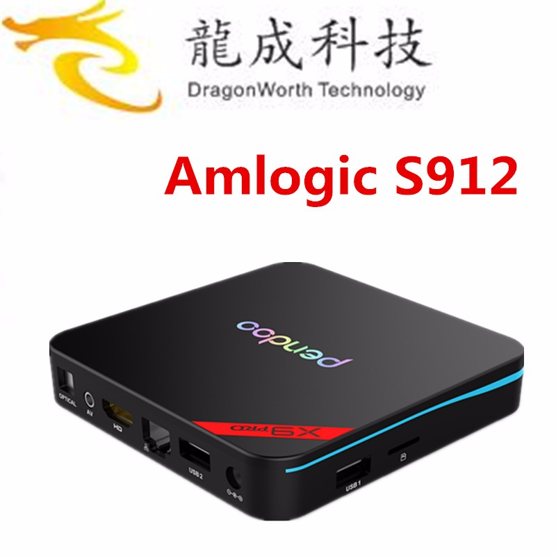 install google play store android tv box x92 android S912 2G 16G quad core tv box