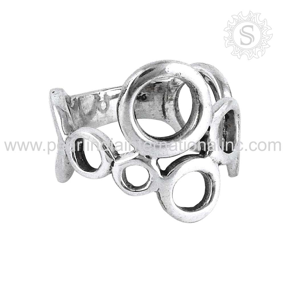Famous 925 Silver Jewelry Online Ring Sterling Silver Jewelry Wholesaler Silver Jewellery