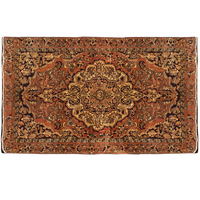 Persian rug, hand knotted wool classic area rug for living room