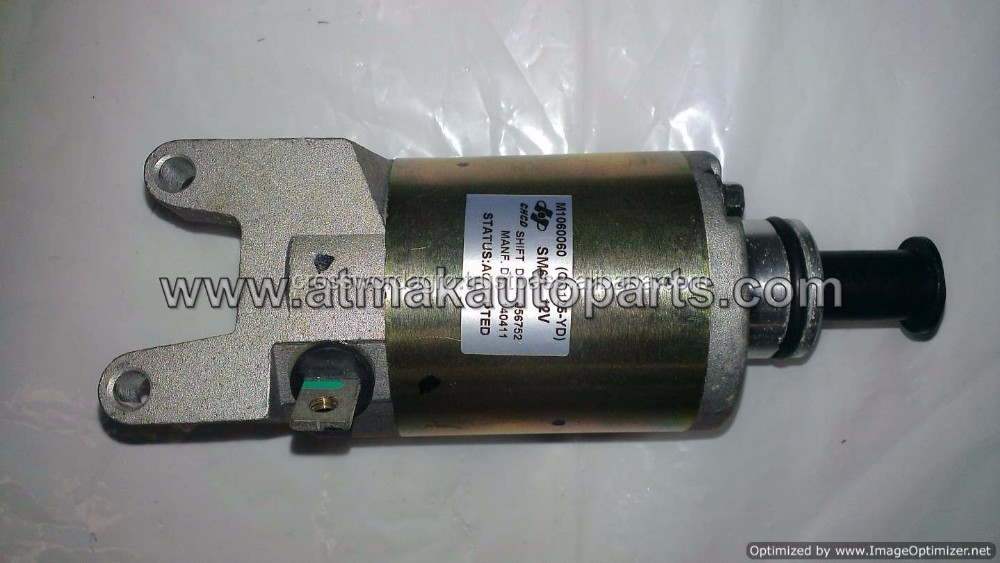STARTER MOTOR FOR TWO WHEELER