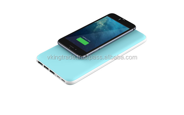 New 20000mAh Dual USB External Battery Mobile Power Banks with type c for Smartphones & Tablets