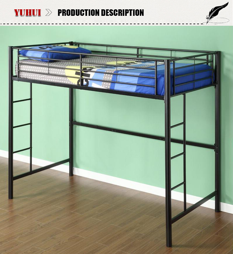 queen bed frames metal bed frames queen cheap loft bed