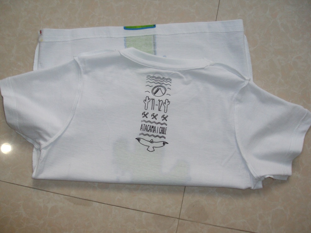 WHOLESALE KIDS SHORT SLEEVE WHITE T-SHIRT WITH WATER PRINT.100%COTTON CUSTOM PRINTED CHILDREN T-SHIRTS,