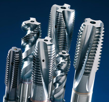 High-precision and High-performance Carbide Taps with High-performance, Yamawa/TANOI/OSG also available