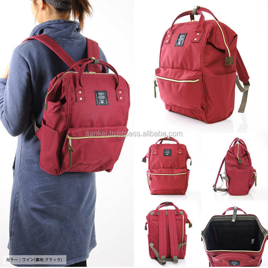 anello bag is most popular items in Japan now!