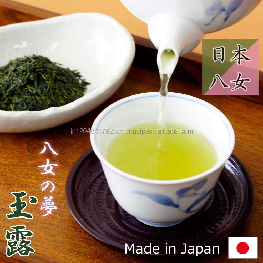 High quality matcha from Japanese best green tea brand , confeito also available