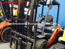 8FD30 used toyota forklift price, also 6FD30/ 7FD30 for sale